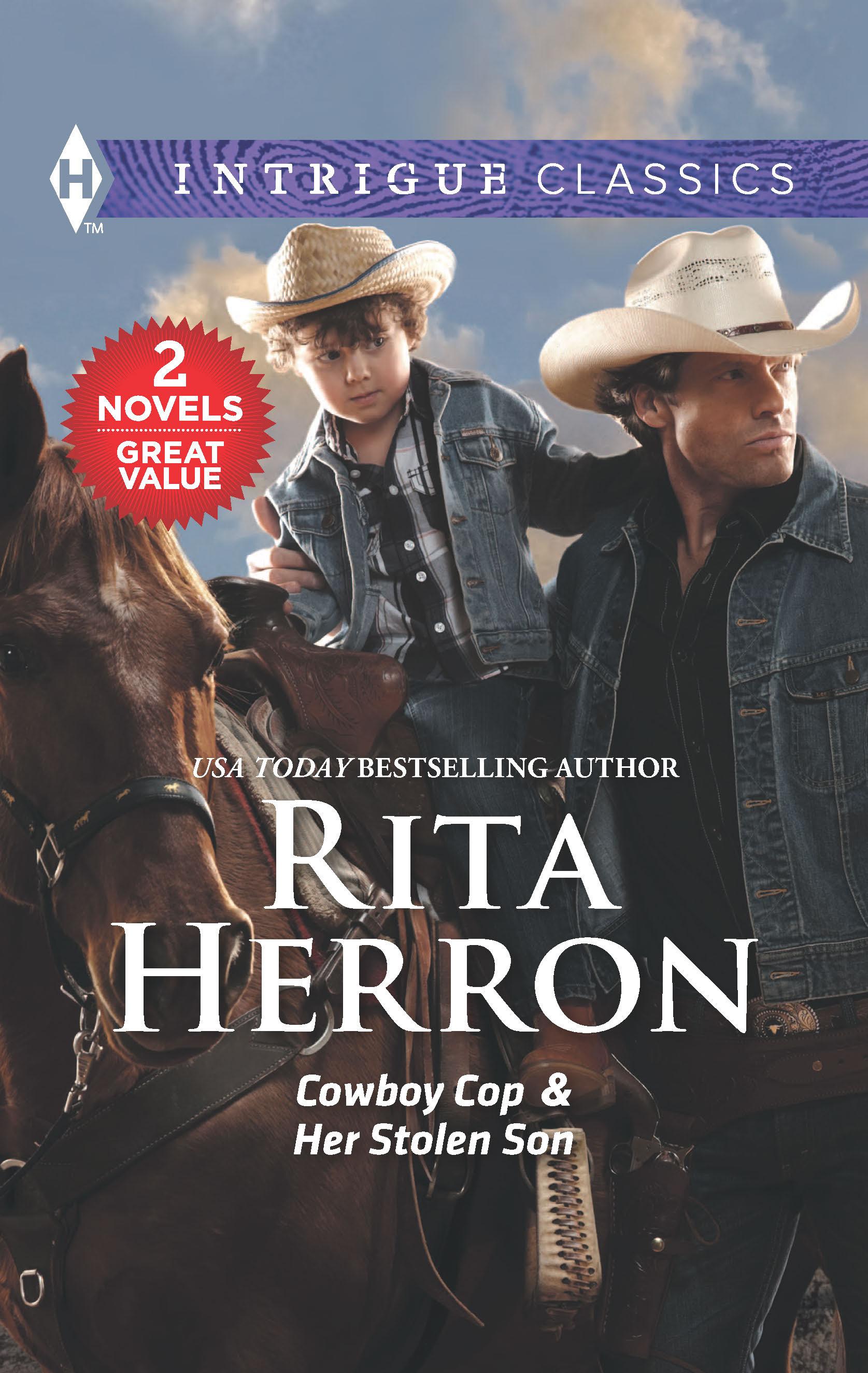 Cowboy Cop & Her Stolen Son